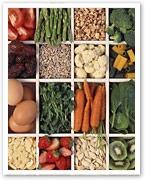 Топ  диетических продуктов