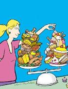 Еда должна быть лекарством, или меняем рацион и жизнь к лучшему