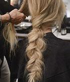 Прическа с подиума: коса с показа Mara Hoffman NYFW Spring-2015