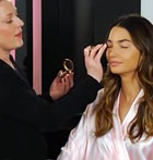 Бронзирующий макияж для летних дней (модель Лили Олдридж)