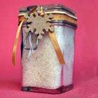 Ароматическая соль для ванны – сделаем сами