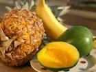 Экзотический дуэт: манго и банан