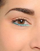 Летний макияж глаз: натуральность и сияние