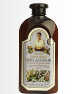 пена для ванн Рецепты бабушки Агафьи