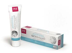 SPLAT / BIOCALCIUM Зубная паста