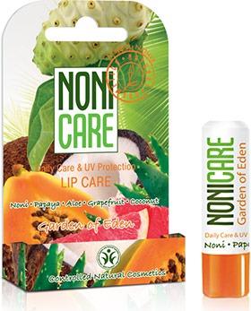 NONICARE / Бальзам для губ Garden of Eden Lip Care