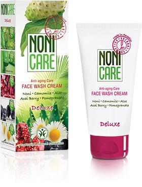 NONICARE / Крем для умывания Deluxe anti-aging care Face Wash Cream