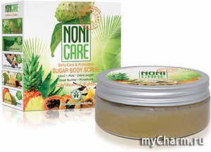 NONICARE / Скраб для тела Garden of Eden Sugar Body Scrub
