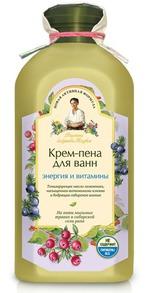крем-пена Рецепты бабушки Агафьи