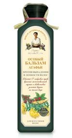 бальзам для волос Рецепты бабушки Агафьи