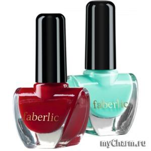 Faberlic / Лак для ногтей CC 9 в 1 «Умный цвет»