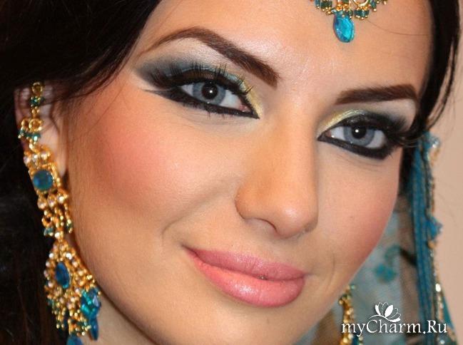 Фото уроки макияжа пошаговые инструкции для разных