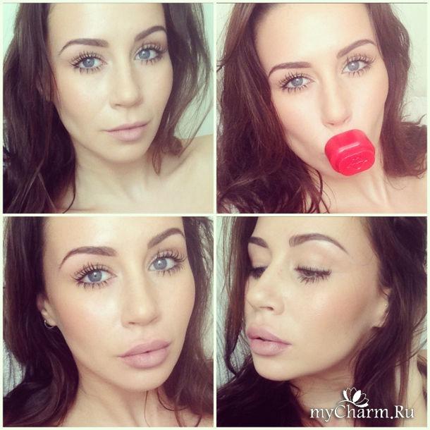 народный способ увеличения губ