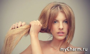 Домашние спреи для сухих волос