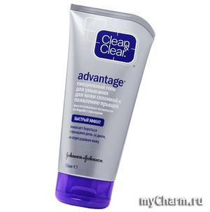 Мгновенное решение от CLEAN & CLEAR® ADVANTAGE®