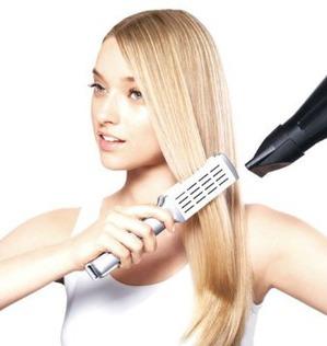 Топ-3 расчески для выпрямления волос