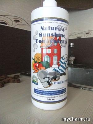 """NSP Concentrate """"Концентрат НСП"""" - экологически чистое универсальное моющее средство"""