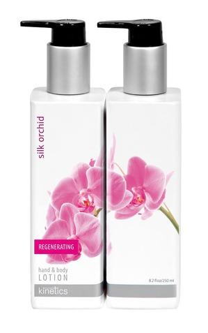 Kinetics / Лосьон для рук и тела Silk Orchid Lotion