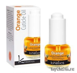 Kinetics / Масло для кутикулы Orange Cuticle Oil
