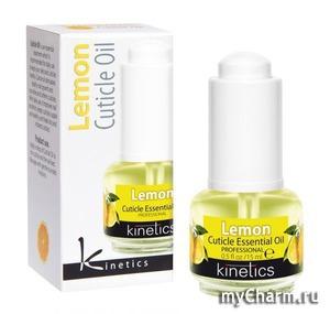 Kinetics / Масло для кутикулы Lemon Cuticle Essential oil