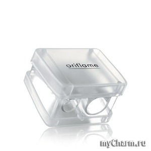 Oriflame / Точилка для карандашей двух диаметров с резервуаром для стружки Beauty