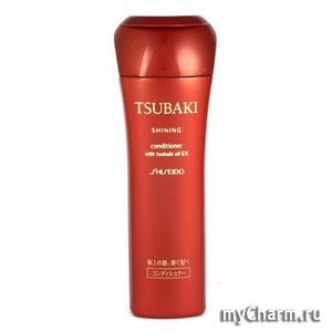 Shiseido / Кондиционер для волос Tsubaki Shining conditioner