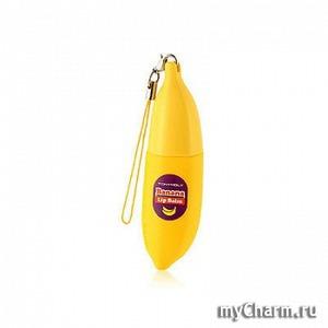 Tony Moly / Бальзам для губ Delight Dalcom Banana Pong Dang Lip Balm
