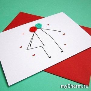 А ваш мужчина дерзок настолько, чтобы получить такой подарок?)))