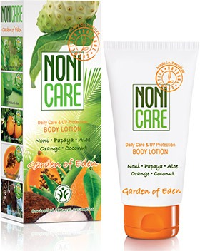 NONICARE / Укрепляющий крем для тела с УФ фильтром Daily Care & UV protection Body Lotion
