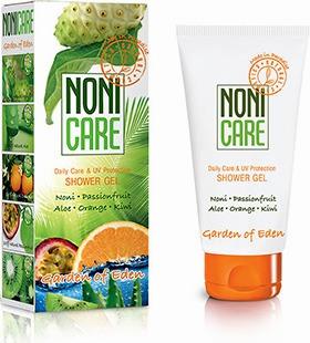 NONICARE / Тонизирующий гель для душа Daily Care & UV Protection Shower Gel