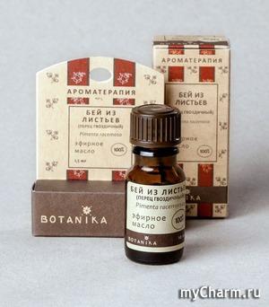 Botanika / Эфирное масло Бей из листьев (Перец гвоздичный)