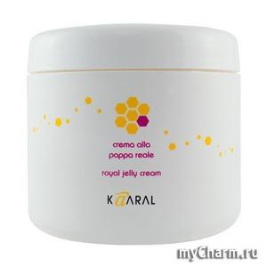 Kaaral / Реконструирующая маска Crema alla pappa reale royal jelly cream