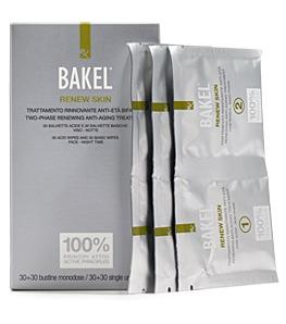 Bakel / Салфетки антивозрастные Renew Skin two-phase renewing anti-agingtreatment