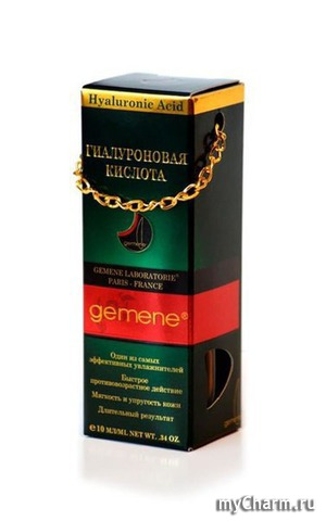 Косметический гель для кожи Гиалуроновая кислота Gemene от DNC + БОНУС от компании DNC