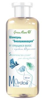 Шампунь Green Mama