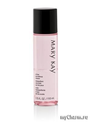 Mary Kay / Обезжиренное средство для снятия макияжа с глаз