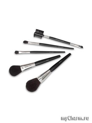 Mary Kay / Набор косметических кистей для макияжа в складном футляре