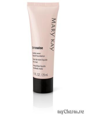 Mary Kay / Матирующая тональная основа для комбинированной и жирной кожи TimeWise