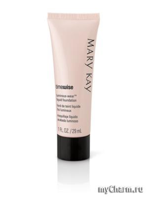 Mary Kay / Сияющая тональная основа для нормальной и сухой кожи TimeWise