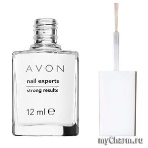 """Avon / Средство для укрепления и роста ногтей """"Хорошие результаты"""""""