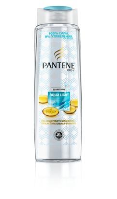 PANTENE / Pro-V Шампунь Aqua Light