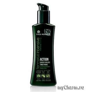 Yves Rocher / Моделирующий Лосьон Intensive Firming Action Toned Thighs Firming Lotion