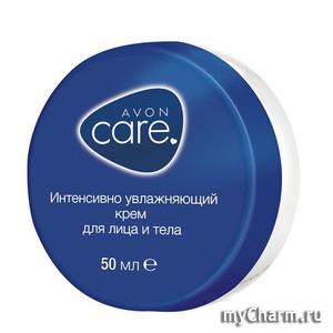 Avon / Интенсивно увлажняющий крем для лица и тела