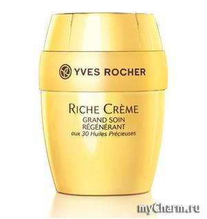 Yves Rocher / Восстанавливающий Крем Глубокого Действия Riche Cr`eme Intense Regenerating Care