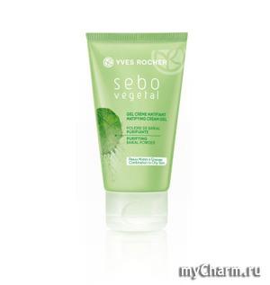 Yves Rocher / Матирующий Гель-Крем Sebo V'eg'etal Matifying Gel Cream