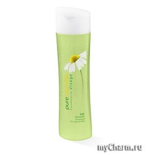 Yves Rocher / Очищающий Гель для Лица Pure Calmille Deep Cleansing Gel