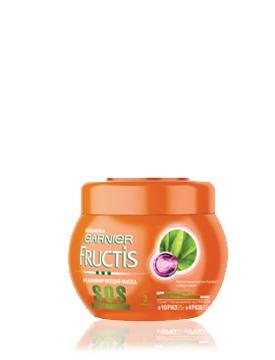 GARNIER / Fructis SOS Восстановление Реанимирующая маска