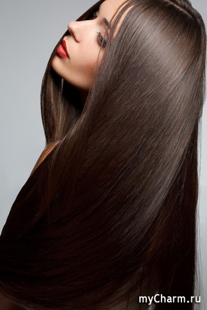 Комплекс восстановления волос, поврежденных плойками и фенами