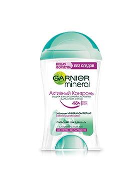 GARNIER / Mineral Активный Контроль Дезодорант-стик