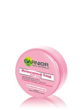 GARNIER / Крем Skin Naturals Интенсивный уход Смягчение